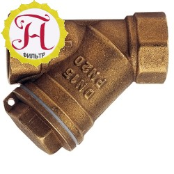 механический фильтр для системы очистки воды от железа